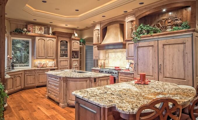 Phoenix Home Remodeling with Kitchen Cabinet Refacing