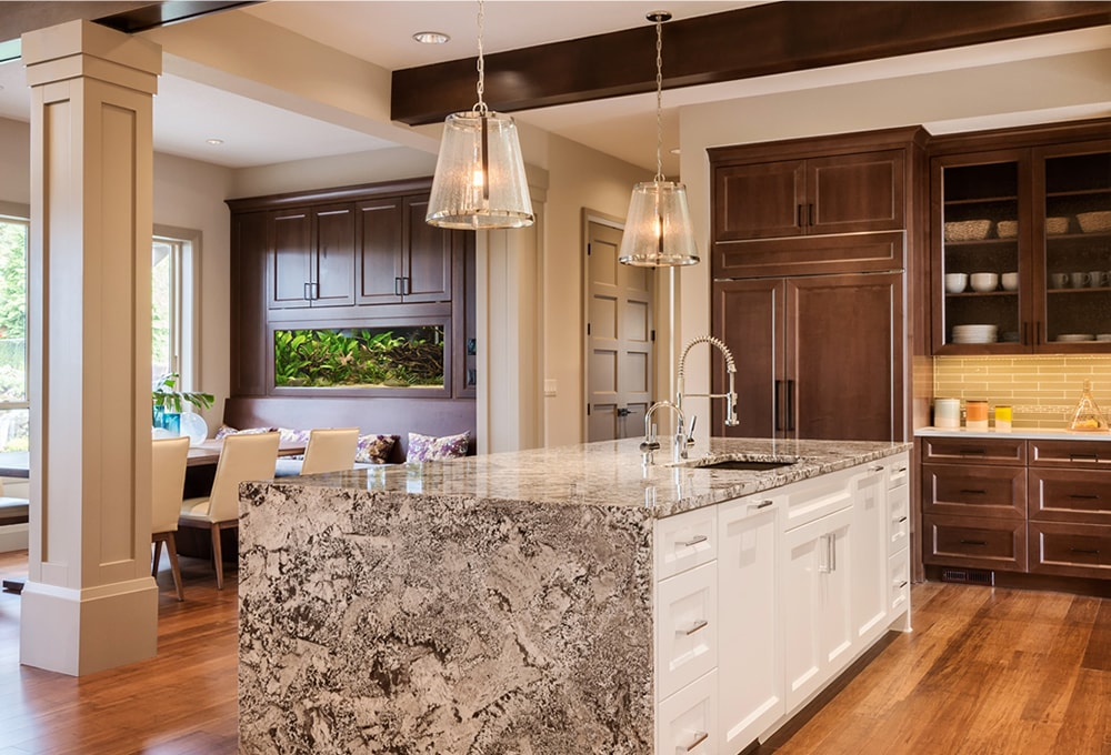 Choosing Granite Counter Tops for your Arcadia Kitchen Remodel