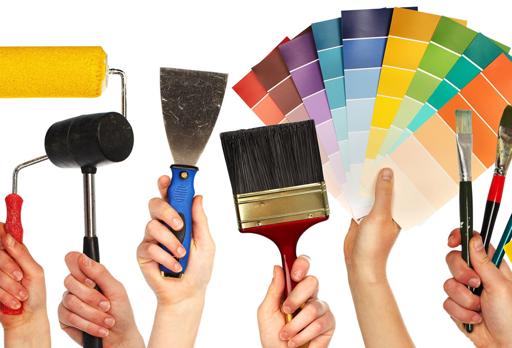 Scottsdale Home Painting by a Professional Painter