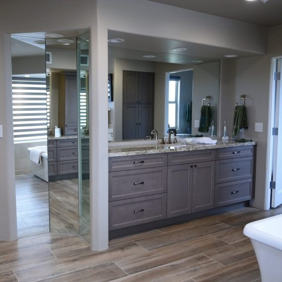Lux Remodels Bathroom