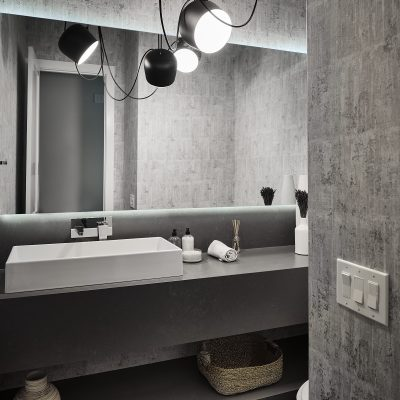 Stage Lighting for your Master Bathroom
