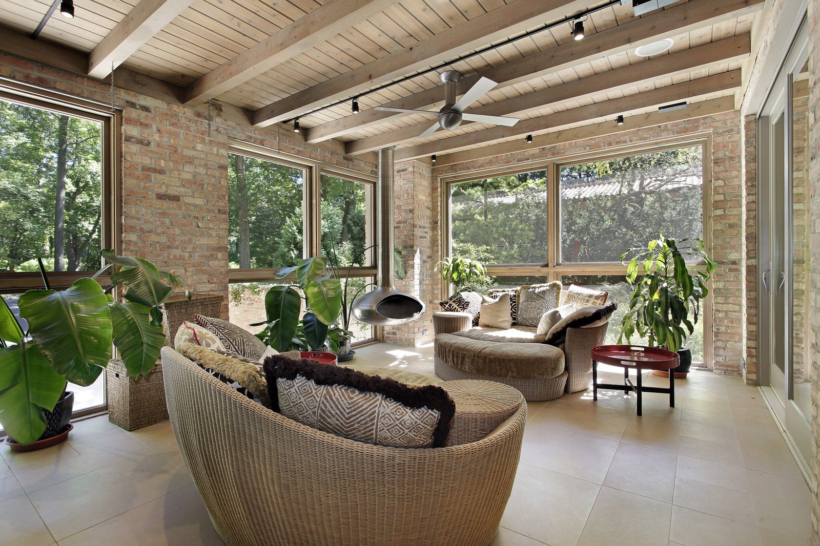 Lux Remodels Sun room addition